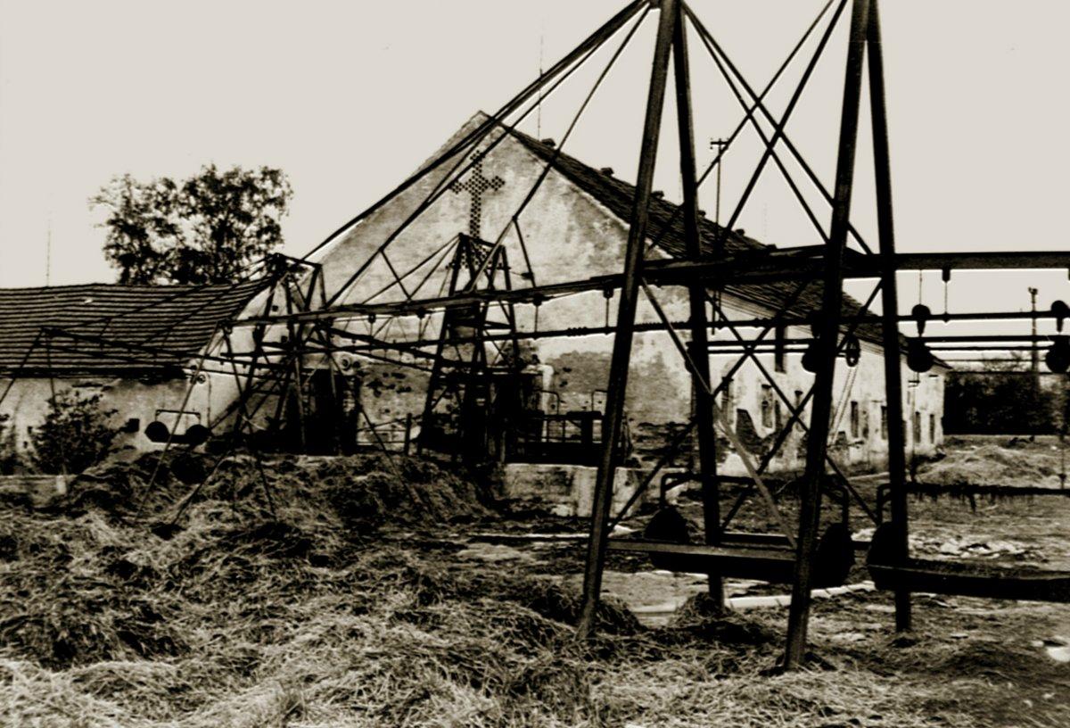 Farma Líšťany - Historie